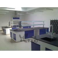 兰州实验室钢木操作台|兰州实验室家具信诺设备