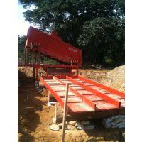一枝独秀,供应缅甸HCSJ溜槽式旱地淘金设备