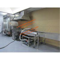 全自动大批量甜甜圈生产线 煜丰食品烘焙设备
