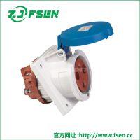 长沙厂家批发国际标准工业插头插座、 防水开关 开关插座220V32A