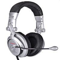 佳禾Cosonic CD-890头戴立体声重低音专业HIFI游戏金属耳机耳麦
