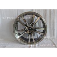 电镀17寸改装轮毂福瑞迪马六思域骐达翼神帝豪卡罗拉5*114.3轮圈