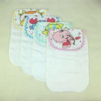 宝宝吸汗巾儿童隔汗巾 婴儿汗巾垫背巾 纱布纯棉
