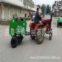 麦秸秆捡拾打捆机厂家 河南厂家批发麦秆打捆机价格是多少