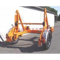 河北 电缆拖车 光缆用 拖线盘车