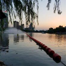 专卖直径1米防紫外线海上浮体 塑胶1米浮漂 海上浴场警戒线浮体