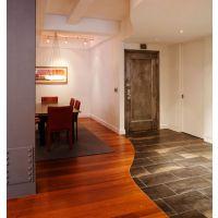 地板和瓷砖错位混搭,这样装修简直美呆了!