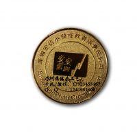 厂家直销高档烤漆纪念章 活动赛事马拉松运动会纪念章
