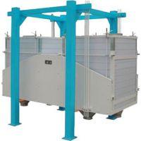 石磨面粉加工设备 全自动石磨面粉机 设备双仓平筛