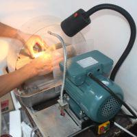 小型万能玉石水切机横机多功能玛瑙翡翠切割机超小超精致玉雕横机