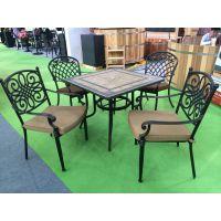 供应大连户外桌椅、铸铝桌椅厂家、铸铝桌椅价格
