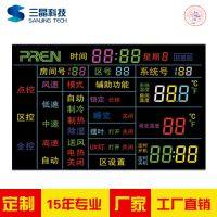 SAJ/三晶 家居液晶屏 VA-LCD液晶屏 定制LCD 高清 视角宽 段码式