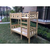 四川公寓床 实木学生床高低床