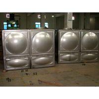 甘肃304不锈钢水箱 甘肃冲压式不锈钢水箱板材 厂家直供价格优惠 RJ-S82