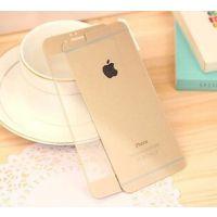抗蓝光苹果6前后钢化膜4.7寸 iphone 6S钢化玻璃膜 6代贴膜背膜