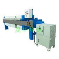 板框式污泥压滤机生产|南昌板框式污泥压滤机|诸城晟华环保