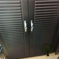 叶林同PVC吸塑百叶门,主要用作橱柜,衣柜,各种花色可供选择