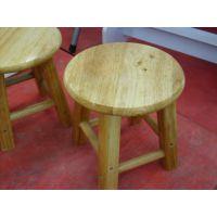 江桥竹藤生态装饰儿童家具厂家定做各种实木小凳子