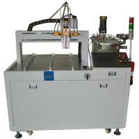 供应明康M500H全自动环氧树脂胶灌胶机适用于汽摩电子电器类产品的灌胶