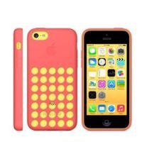 供应苹果官方网手机壳    iPhone苹果5C手机壳   硅胶TPU保护套