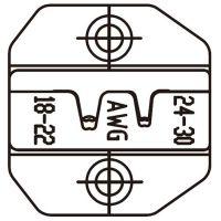 宝工工具 1PK-3003D36 裸连续端子口模 压线钳 接线钳