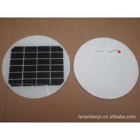 草坪灯专用太阳能板(LRZG160 电压6V功率2W)
