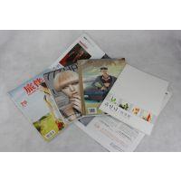 彩页画册设计印刷 铜版纸彩页画册设计印刷 从设计到印刷一条龙服务的印刷厂