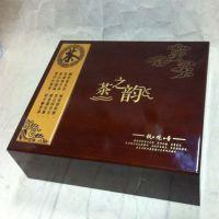 东莞黄江木盒厂家直销木质茶叶盒 雪菊木盒 中纤板高光木盒 质优价廉