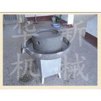 家用优质专用石磨机,面粉专用电动石磨机 曲阜肠粉专用石磨机