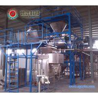 水溶肥全自动加工成套设备生产线、粉体水溶肥专用设备价格