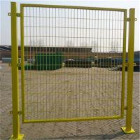 川森丝网 框架护栏网 边框式防攀焊接片网 公路护栏