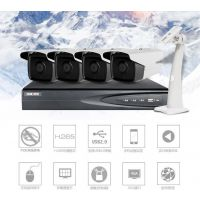 深圳监控安装,海康威视H.265视频监控400万2K视频监控摄像头安装