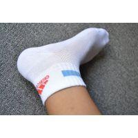 adidas外贸纯棉袜子批发,阿迪达斯袜子原单,品牌原单袜子