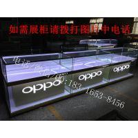 OPPO收银台生产厂家直销 白山江源区订做业务体验桌 乐视营业厅专用手机柜台