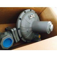 供应美国FISHER费希尔螺纹球墨铸铁天然气液化气减压阀CS800天燃气调压器