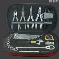 日本独资 福冈釼 39件套强力机修组套 批发组套工具 进口品质
