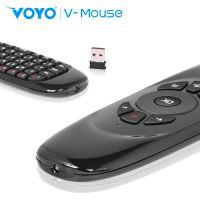 品牌voyo厂家供应键盘鼠标二合一V1 键盘鼠标遥控器 电脑电视通用鼠标键盘一体 厂家直销