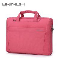 BRINCH英制12寸苹果华硕联想平板电脑包女士单肩手提笔记本电脑包