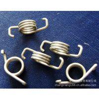 厂家供应订做不锈钢扭簧、带钩不锈钢扭转弹簧