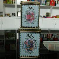厂家专业加工定制精美首饰盒|新款高档礼品罐|糖果罐