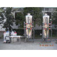 浙江沉淀罐 砂滤器 二氧化氯发生器
