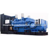 供应MTU 柴油发电机组1100-2400kw/MTU/斯坦福/深海