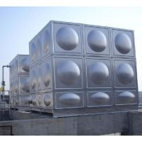 西安不锈钢焊接水箱 西安304组合楼顶消防水箱 耐高温 不漏 RJ-S78