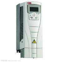宁波周边ABB变频器维修中常见的故障代码分析