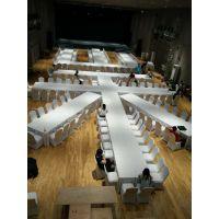 广州会议会展桌椅出租,宴会桌椅租赁