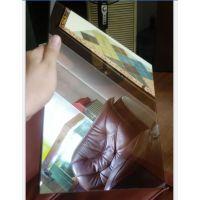 广州同民供应黑色魔术镜 原子镜 电视防水镜 半透半反镜原子镜 加工定制