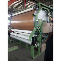 供应欧利科卧式网带复合机--布类、人革、无纺布、EVA、纸板等材料上胶复合