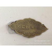 厂家专业生产供应  金属标牌 高光拉丝铝标牌 来样定做