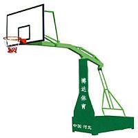 BD-012 博达 平箱宽臂篮球架 标准篮球架户外 比赛篮球架厂家直销