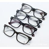 克罗品牌板材光学眼镜框批发 男女时尚复古近视板材眼镜框批发
